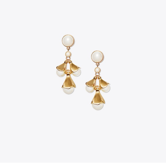 e72e15999ca Tory Burch Jewelry | Bellflower Earring | Poshmark